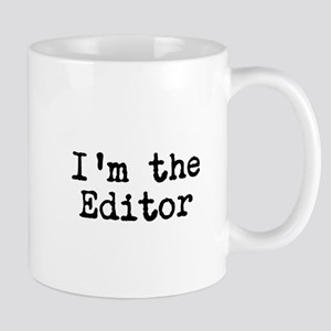 I'm the editor Mug