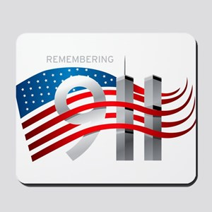 Remembering 911 Mousepad