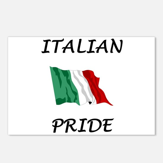 Italian Pride Postcards (Package of 8)