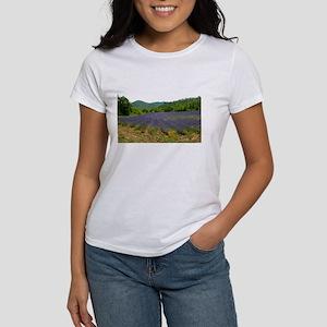 Lavender Fields Women's T-Shirt
