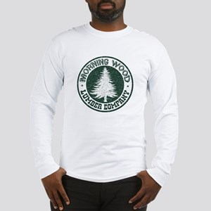 Morning Wood Long Sleeve T-Shirt
