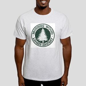 Morning Wood Ash Grey T-Shirt