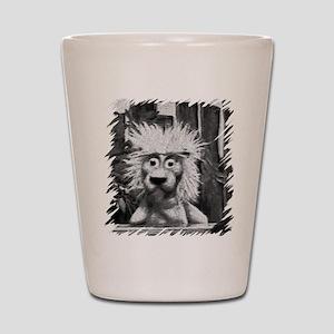 Pookie the Lion Retro Shot Glass
