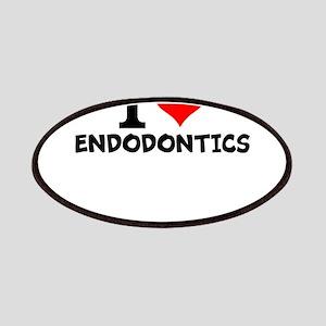 I Love Endodontics Patch