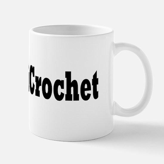 crochet2 Mugs
