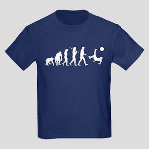 Soccer Evolution Kids Dark T-Shirt