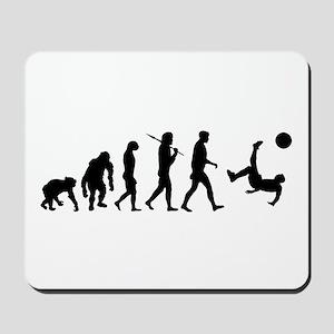Soccer Evolution Mousepad