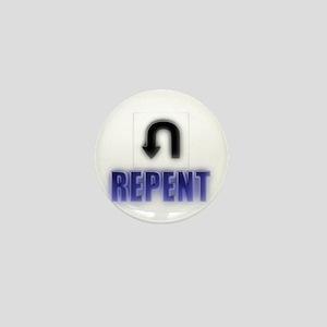 Repents Mini Button