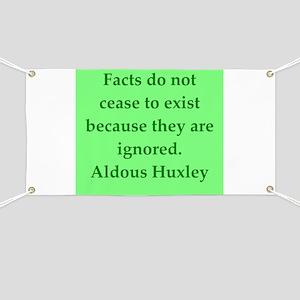 aldous huxley quotes Banner