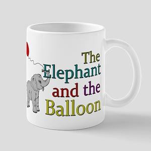 Elephant and the Balloon Mug