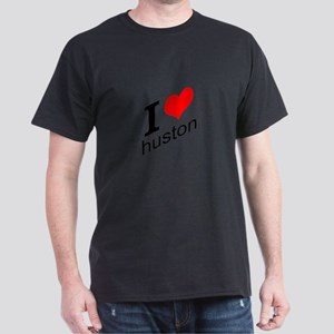I (heart) Huston Dark T-Shirt