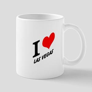 I (heart) Las Vegas Mug