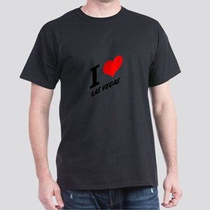 I (heart) Las Vegas Dark T-Shirt