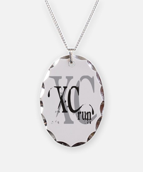 Cross Country XC Necklace