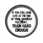 If you still look pretty... Wall Clock