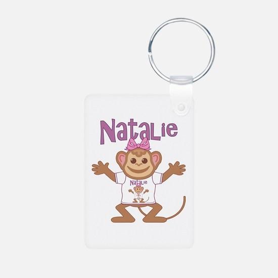 Little Monkey Natalie Keychains
