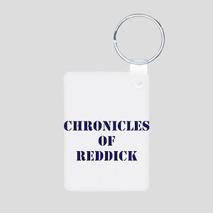 Red Sox Aluminum Photo Keychain