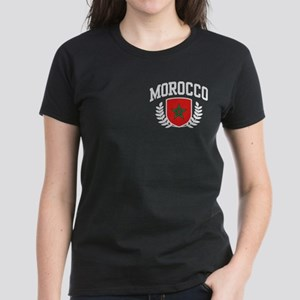 Morocco Women's Dark T-Shirt