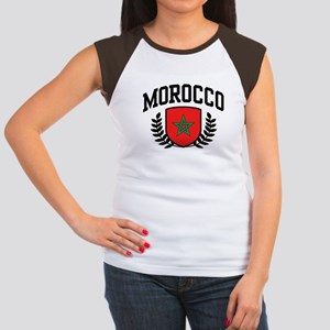 Morocco Women's Cap Sleeve T-Shirt