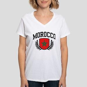 Morocco Women's V-Neck T-Shirt