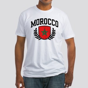 Morocco Fitted T-Shirt