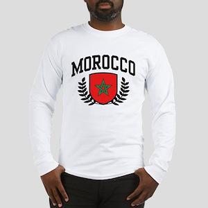 Morocco Long Sleeve T-Shirt