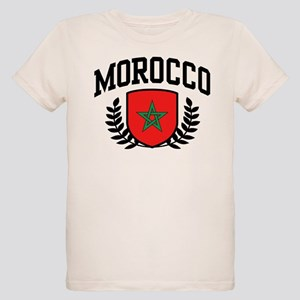 Morocco Organic Kids T-Shirt