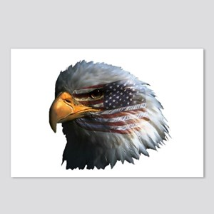 USA Eagle Postcards (Package of 8)