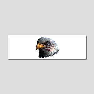 USA Eagle Car Magnet 10 x 3