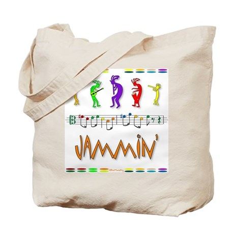 Jammin' Tote Bag