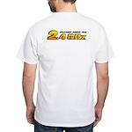 2.4 GHz White T-Shirt
