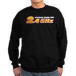 2.4 GHz Sweatshirt (dark)