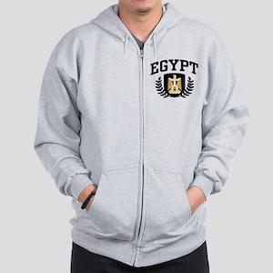 Egypt Zip Hoodie