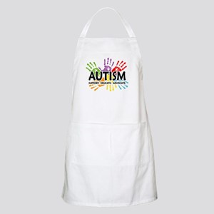 Autism:Handprint Apron