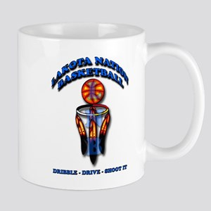 Lakota Nation Basketball Mug
