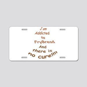 Misc. Gifts, Cards, etc. Aluminum License Plate