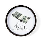 Bait Wall Clock