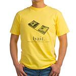 Bait Yellow T-Shirt
