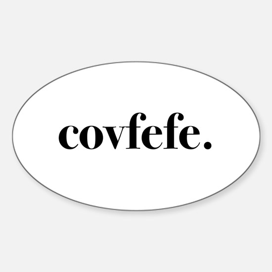 covfefe Decal