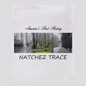 ABH Natchez Trace Throw Blanket
