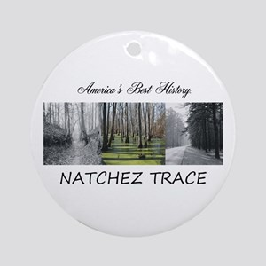 ABH Natchez Trace Round Ornament