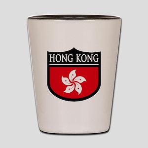 Hong Kong - Shot Glass