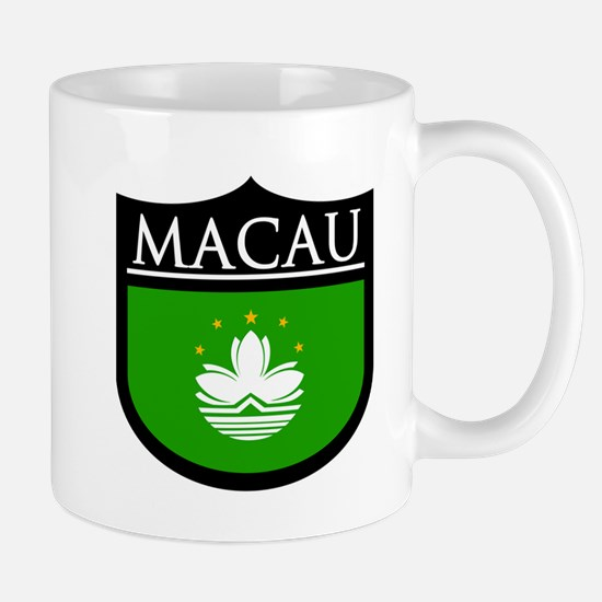 Macau Patch Mug