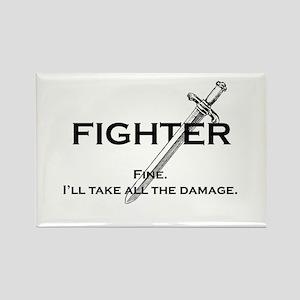 Fighter Magnet