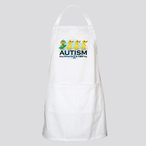 Autism Ugly Duckling Apron