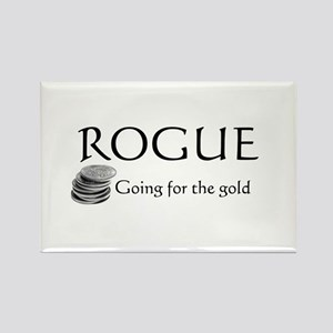 Rogue - Going for the gold Magnet