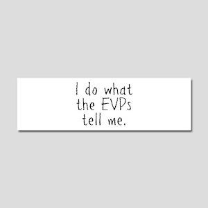 EVPs Car Magnet 10 x 3