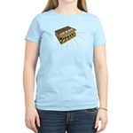 suitcase of courage Women's Light T-Shirt