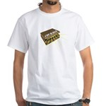 suitcase of courage White T-Shirt