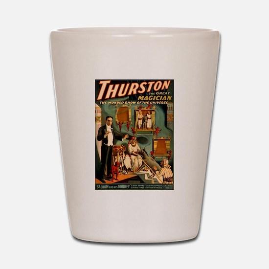 Thurston Egyptian Shot Glass